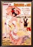 Boulogne s. Mer Framed Giclee Print by Henri Gray