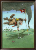 Dedication Framed Giclee Print by Gary Patterson