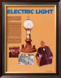 Electric Light Posters