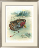The Search Framed Giclee Print by Gary Patterson