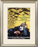 Buick War Poster Framed Giclee Print