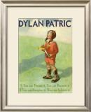 Dylan Patric Framed Giclee Print