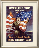 Buy U.S. Government Bonds Framed Giclee Print