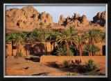 Oasis Bardai, Tchad Prints by Gilles Santantonio