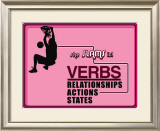 Verbs Prints