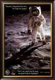 Walk on the Moon - Apollo Posters
