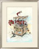 In Trouble Again Framed Giclee Print by Gary Patterson