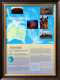 Australia Poster