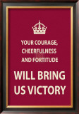 Your Courage Posters