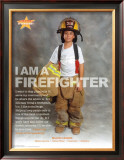 Firefighter Posters