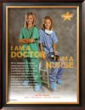 Doctor & Nurse Prints