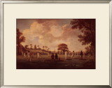 Game of Cricket, 1790 Prints