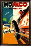 Monaco Grand Prix, 1931 Prints