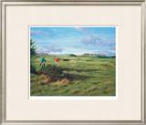 St. Andrews 2nd - Dyke Limited Edition Framed Print by Peter Munro
