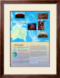 Australia Print