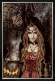 Victoria Frances - Cauldron Posters