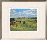 St. Andrews 9th - End Limited Edition Framed Print by Peter Munro