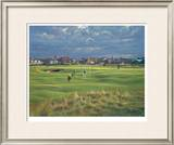 St. Andrews 16th - Corner Of The Dyke Limited Edition Framed Print by Peter Munro