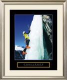 Challenge: Ice Climber Prints