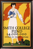 Smith College Fund Framed Giclee Print