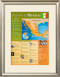 Guide to Mexico Prints