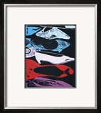 Diamond Dust Shoes, c.1980-81 (Parallel) Poster by Andy Warhol