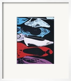 Diamond Dust Shoes, c.1980-81 (Parallel) Prints by Andy Warhol