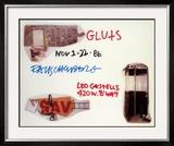 Gluts Art by Robert Rauschenberg