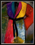 A Husband with His Left Arm on Fire Prints by Jim Dine