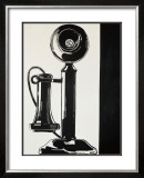Telephone, c.1961 Print by Andy Warhol