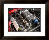 Shelby GT500 Show Car Framed Giclee Print