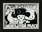 Airborne: We Kill for Peace, c.1985-86 Print by Andy Warhol