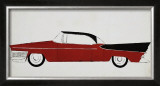 Car, c.1959 Prints by Andy Warhol