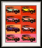 Mercedes Type 400, 1925 Prints by Andy Warhol