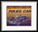 Police Car, c.1983 Posters by Andy Warhol