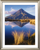 Mt. Egmont Prints by  Popp-Hackner