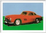 300 SL Coupe, 1954 Prints by Andy Warhol