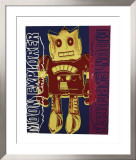 Moon Explorer Robot, c.1983 Print by Andy Warhol