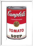 Campbell's Soup I: Tomato, c.1968 Poster by Andy Warhol