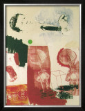 Quote, 1964 Print by Robert Rauschenberg