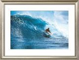 Surf Print by Sylvain Cazenave