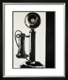 Telephone, c.1961 Posters by Andy Warhol