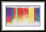Slush Thrust, 1970, signed Limited Edition Framed Print by James Rosenquist