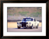 1965 Shelby GT350R Framed Giclee Print by David Newhardt