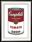 Campbell's Soup I: Tomato, c.1968 Print by Andy Warhol