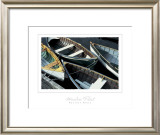 Wooden Fleet Prints by Heather Niblo