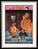 Galerie Claude Bernard, c.1984 Posters by Peter Blake