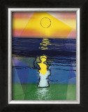 Sunset, c.1972 Print by Andy Warhol