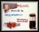 Gluts Prints by Robert Rauschenberg