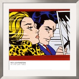 In the Car, c.1963 Posters by Roy Lichtenstein